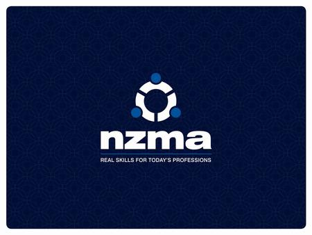 Welcome to NZMA We are committed to being the best provider in New Zealand of hospitality management and business diploma qualifications. Tim Cullinane.