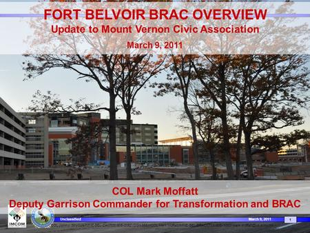 Area Map Fort Belvoir Va P O I 95 Rt 1 Rt 1 North Rt