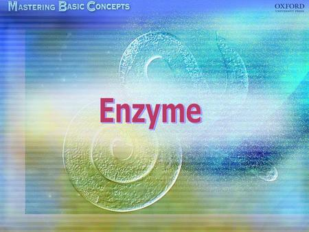 What is an enzyme? Enzyme actions Lock and key hypothesis Effect of temperature on enzyme action Effect of pH on enzyme action Uses of enzymes in daily.
