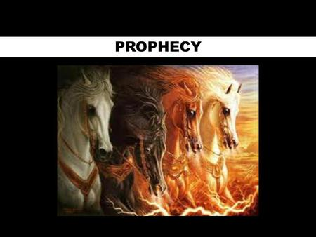 PROPHECY. YOU ARE HERE Part 2 NIV Prophecy: You Are Here Matt. 25:2-13 2 Five of them were foolish and five were wise. 3 The foolish ones took their.