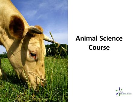 Animal Science Course. Goals Understand how to maintain your respiratory health while managing domesticated animals. – Understand asthma risks when working.