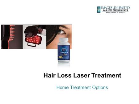 Hair Loss Laser Treatment Home Treatment Options.