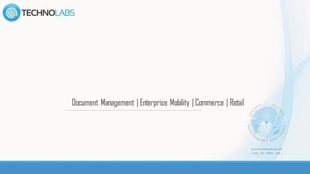 Document Management | Enterprise Mobility | Commerce | Retail.