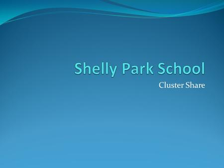 Cluster Share. Knowledge Net Pod 4 Page On our home page we have selected appropriate sites that students can visit that are linked with our topics. We.