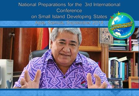 Conference on Small Island Developing States – Accommodation 2014.