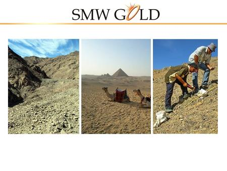 Highlights Past producing gold project on <strong>highly</strong> prospective land within the Nubian Shield of Egypt, host to the 14.5 M oz Sukari Mine. Early mover advantage;