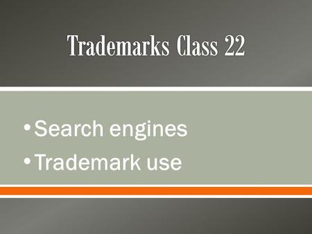 Search engines Trademark use. Once they follow the instructions to click here, and they access the site, they may well realize that they are not at a.
