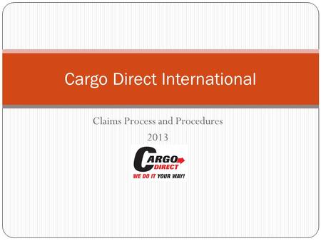 Cargo Direct International