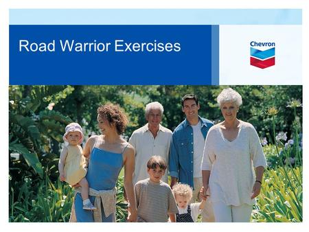 Road Warrior Exercises. Exercise Tube 2 Tube Resistance Beginner (thin tube) = Light resistance Intermediate (medium tube) = Moderate resistance Experienced.