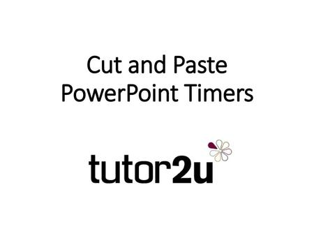 Countdown Timers For PowerPoint Ppt Download