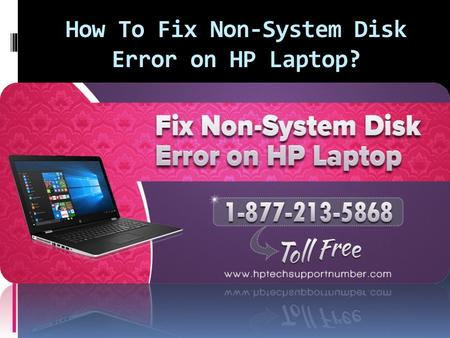 How to Fix HP BIOS Application Selected Is Corrupt or