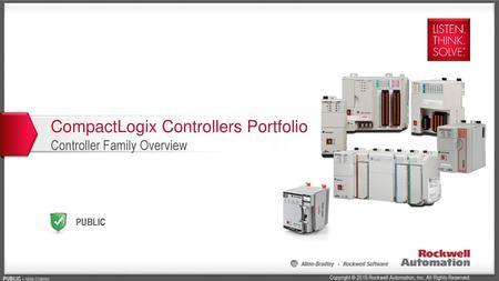 CompactLogix Controllers Portfolio