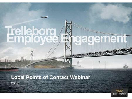 Local Points of Contact Webinar