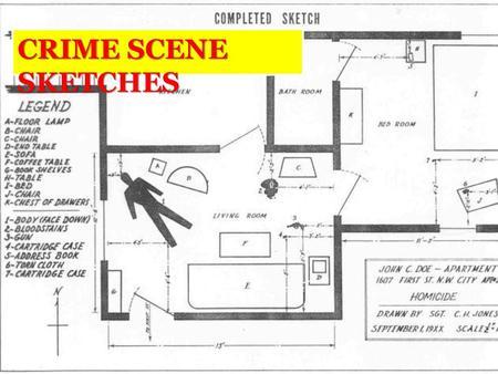 Crime Scene Sketching Purpose Ppt Video Online Download