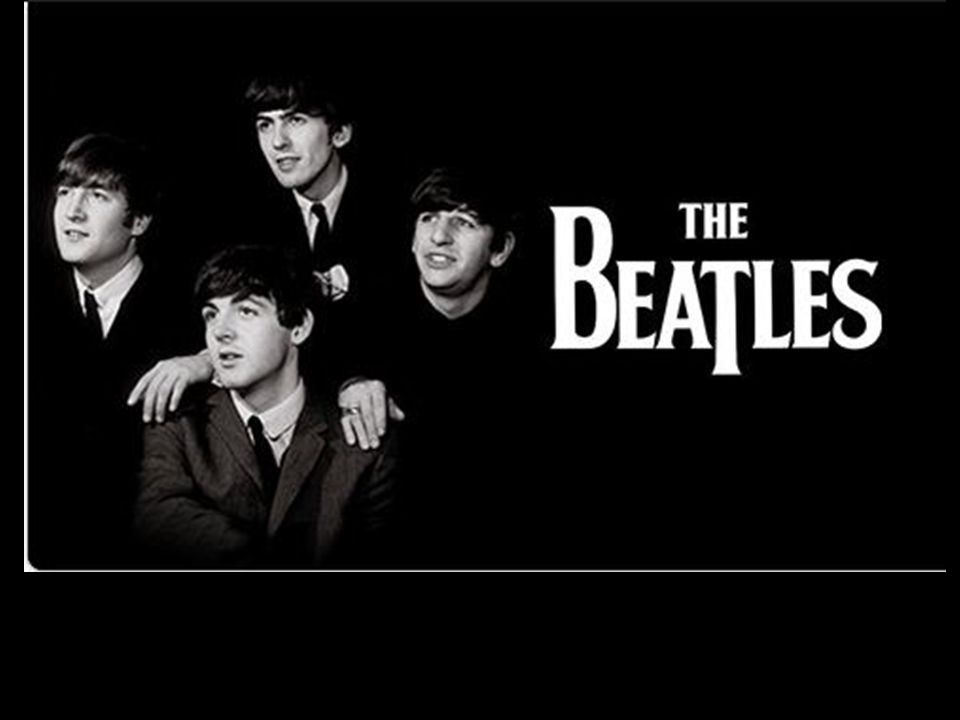 The Beatles The Beatles Consisted Of John Lennon Paul Mccartney Ringo Starr And George Harrison The Beatles Lead The British Invasion In The Ppt Download