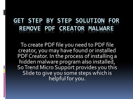 What are the Installation Steps for Trend Micro Antivirus