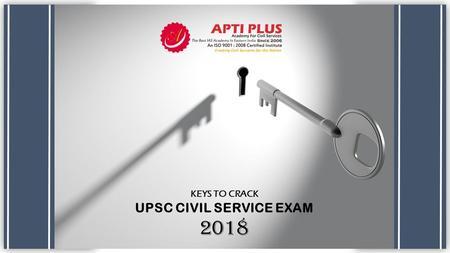 UPSC Civil Services Exam - ppt download