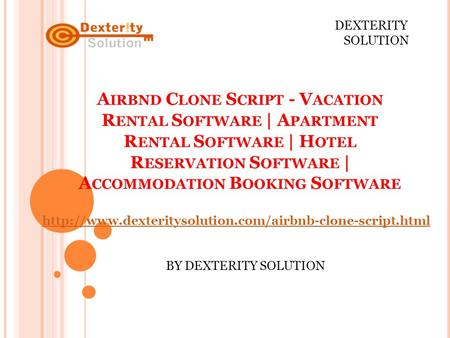 WELCOME   !!!  40% OFF ONLINE VACATION RENTAL SCRIPT FOR ONLINE