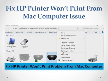 Find a Driver For HP 7150 Series Printer in Windows 7, 8 and