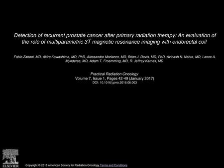 MR-Guided Ablation of Prostate Cancer Recurrences: Laser and