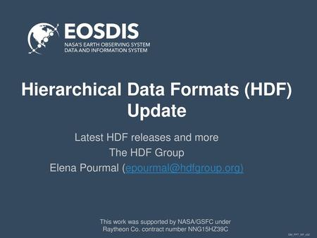 The HDF Group HDF5 Filters Using filters and compression in