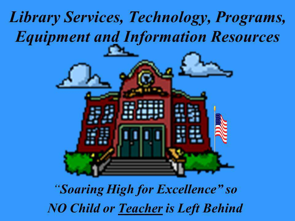 Library Resourcesslcsd Educational Technology Resources
