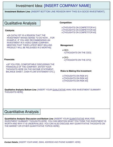 BUSINESS PLAN PROJECT- PART 1-EXECUTIVE SUMMARY EDUCATION FOR