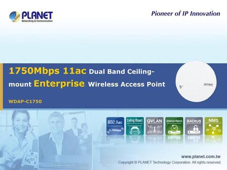 802 11n Wireless Ceiling Mount Access Point / Range Extender