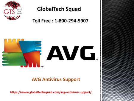 GlobalTech Squad Toll Free : AVG Antivirus Support