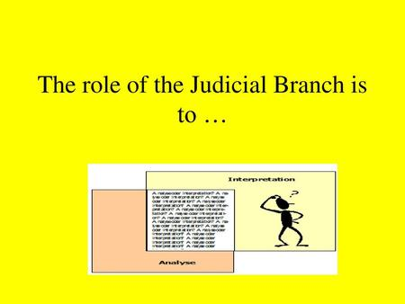 Judicial System In India  - ppt video online download