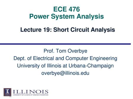 ELECTRICAL POWER SYSTEM – II  ACTIVE LEARNING ASSIGNMENT