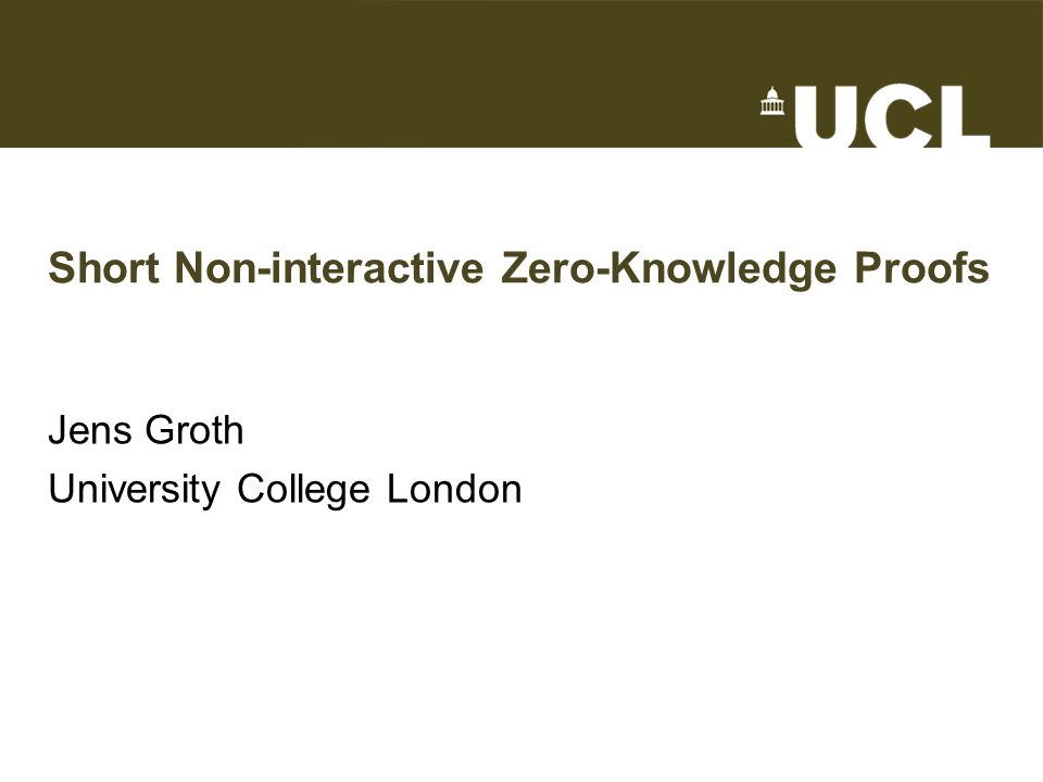 zero-knowledge proofs zcash la dimostrazione a conoscenza zero