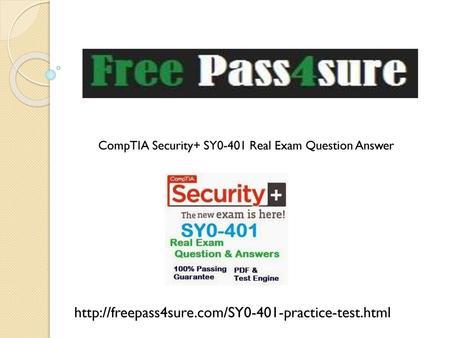Microsoft Dumps PDF CompTIA SY0-501 Dumps PDF CompTIA Security+
