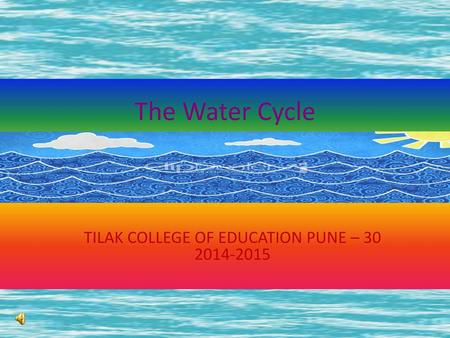 TILAK COLLEGE OF EDUCATION PUNE –