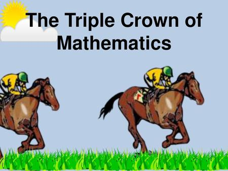 Horse Racing in the United States - ppt video online download