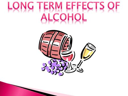 Are the best known results of alcohol abuse. Liver Cirrhosis is a disease that develops when liver cells are damaged and replaced with scar tissue. 5%