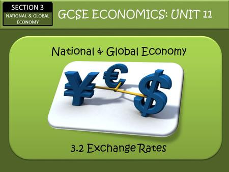 National & Global Economy