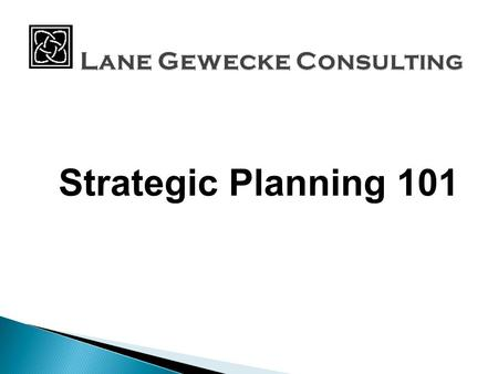 Lane Gewecke Consulting