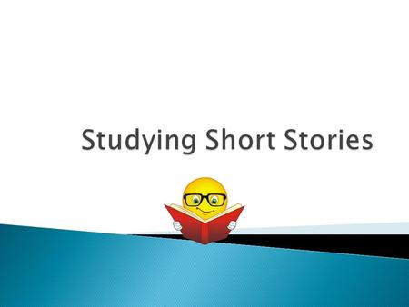  A short story may be short because the material itself is narrow in its range or area of interest.  A short story may be short because although the.