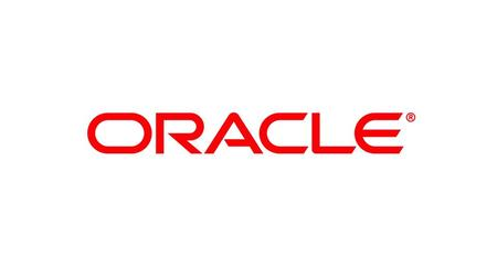 Copyright © 2013, Oracle and/or its affiliates. All rights reserved. Insert Information Protection Policy Classification from Slide 12 of the corporate.