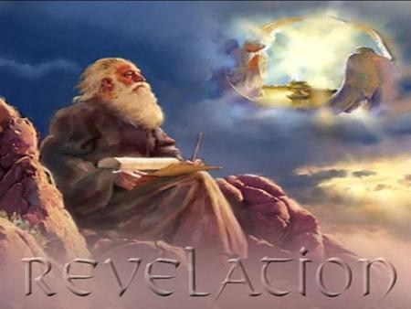 The revelation of Jesus Christ,