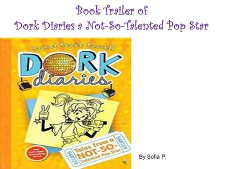 Chloe From Dork Diaries