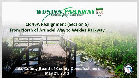 CR 46A Realignment (Section 5)