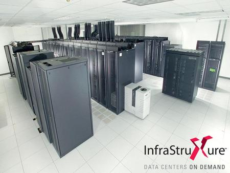 Improving Cooling efficiency in tomorrow's data centre
