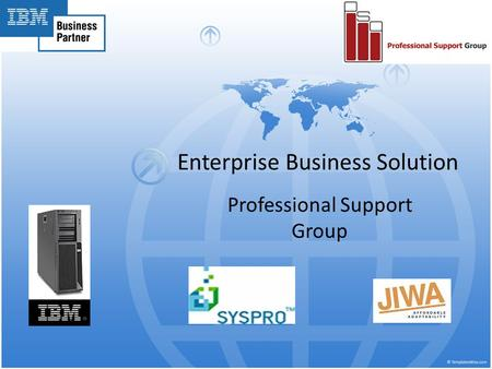 Enterprise Business Solution Professional Support Group.