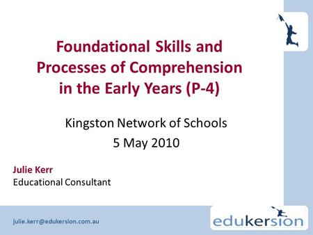 Kingston Network of Schools 5 May 2010