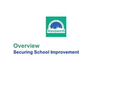 Overview Securing School Improvement. Welcome and introduction AIM Understanding the Ofsted Inspection Framework To give some insight into how some of.