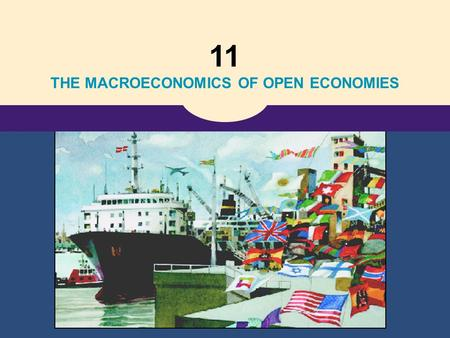 11 THE MACROECONOMICS OF OPEN ECONOMIES. Copyright © 2004 South-Western 31 Open-Economy Macroeconomics: Basic Concepts.