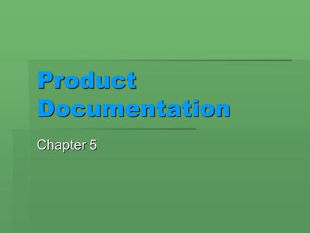 Product Documentation Chapter 5. Title 21 of the Code of Federal Regulations  Volume 1: Parts 1-99 (FDA, General)  Volume 2: Parts 100-169 (FDA, Food.