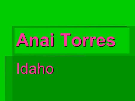 Anai Torres Idaho. What other states border Idaho?  Wyoming  Utah  Nevada  Oregon  Washington  Alberta  Columbia.
